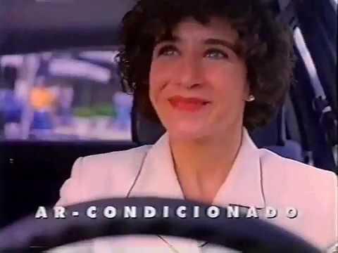A Vida à Mille Propaganda Uno Mille EP Fiat 1996