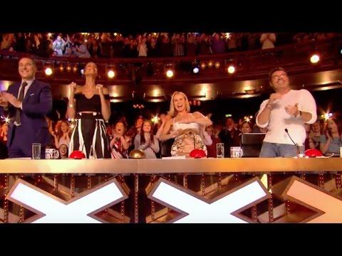 Unbelievable Teenage Girl Whose Voice Stuns the Judges!