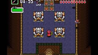 This video shows both the good and bad end of BS Zelda - Ancient Stone Tablets (MSU-1 enhanced). In case you fail defeating Ganon, the bad end is shown.