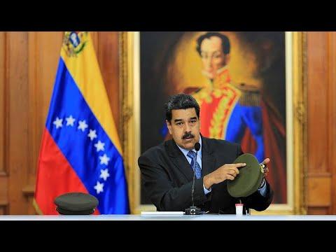 ΗΠΑ και Κολομβία στο στόχαστρο του Νικολάς Μαδούρο