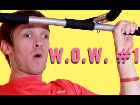 Středeční workout #1