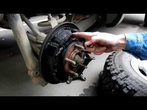 тормозной цилиндр форд эскейп ремонт своими руками