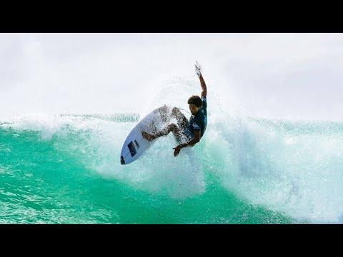 Ab in die Fluten: Weltklasse Wellenreiter in Australi ...