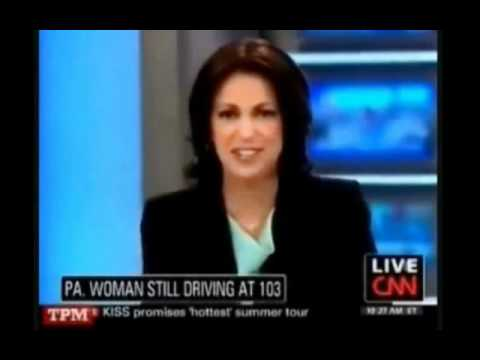 "CNN Apologizes For Playing ""Nigga"" Song For 103-year-old Lady During Broadcast"