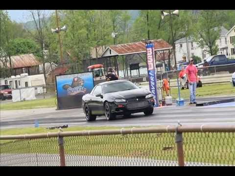 Camaro's wheels, tires come off during car's drag launch