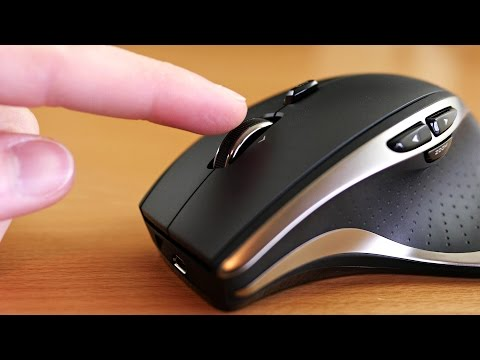 Best Wireless Mouse? Logitech Performance MX Review