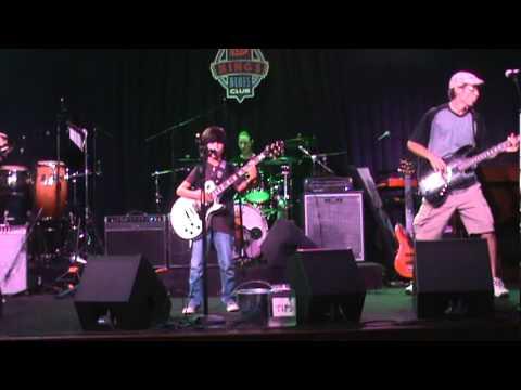 Ellen Degeneres, check out 9 yr old lead guitar whiz Alex, playing Jimi Hendrix, Purple Haze!