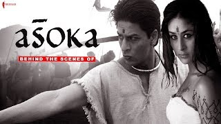 Witness the making of an epic historical drama film based on the life of emperor - Asoka. The film features Kareena Kapoor & Shah Rukh Khan in the lead roles.