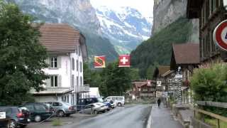Lauterbrunnen Switzerland is one of the most beautiful places on Earth. A prime example of European Culture at its finest.