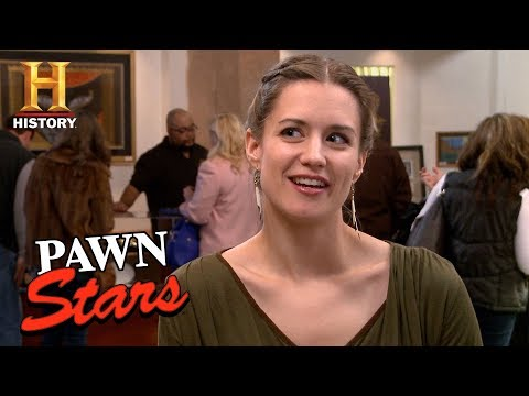 Pawn Stars: Rebecca Nerds out over Six Old Books | History