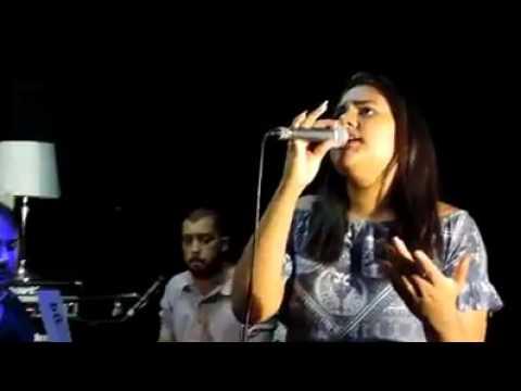 Se o espirito santo te tocar- Cristina Mel// Alice paz