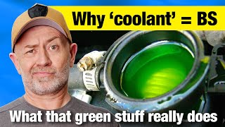 The mad science of coolant (beer garden physics - yesssss!)   Auto Expert John Cadogan