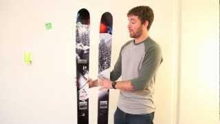 Salomon Rocker2 108 Skis 2013