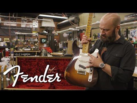 Gene Baker Founders Design 'Stelecaster'   Fender Custom Shop   Fender