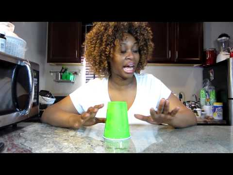 glozell1 - The Cup Song gone Wrong ... - GloZell ( I got 4 cuts from trying to do this! AHHHHH!) --- Subscribe to GloZell's Google+ https://plus.google.com/117070094195...