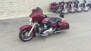 9. 2009 Harley-Davidson FLHX Street Glide