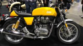 8. 2015 Royal Enfield Motorcycles