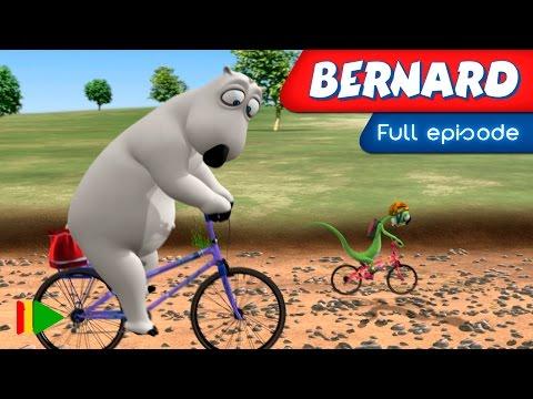 Bernard Bear - 150 - Mountain Biking
