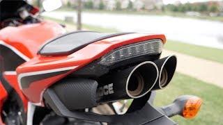 10. Honda CBR 600RR TOCE EXHAUST | BEST SOUNDING EXHAUST