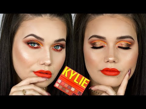 KYLIE COSMETICS Summer Collection Makeup Tutorial | GET THE LOOK