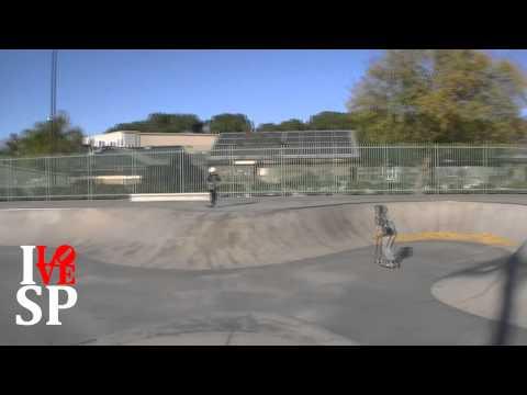 Hunt Skatepark - Riverside - CA