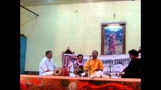 Carnatic Vocal Concert By Dr. Sreevalsan Menon - Part 3