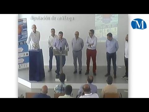 Presentación del VII Torneo Internacional de Baloncesto Costa del Sol