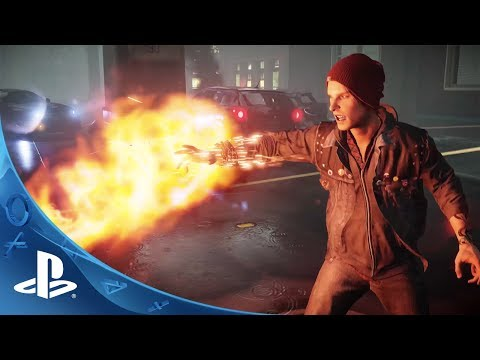 Así es el audio de inFamous Second Son