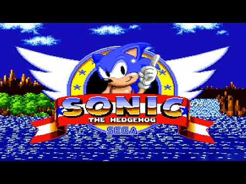 Sonic the Hedgehog (1991) ::: 100% Walkthrough ::: LONGPLAY ᴴᴰ ::: Mega Drive