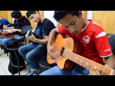 Talleres de iniciación artistica, guitarra