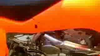 4. Kawasaki KFX 400 Without Baffle