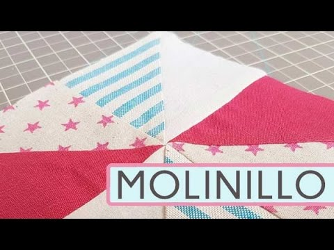 patchwork - block molinillo
