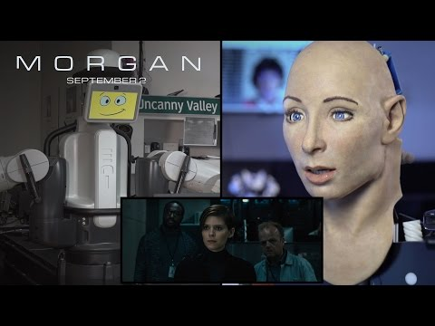 Morgan (Viral Video 'Robots React')