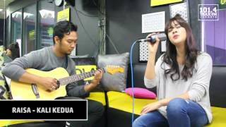 #TheRealClubsky Raisa - Kali Kedua Video