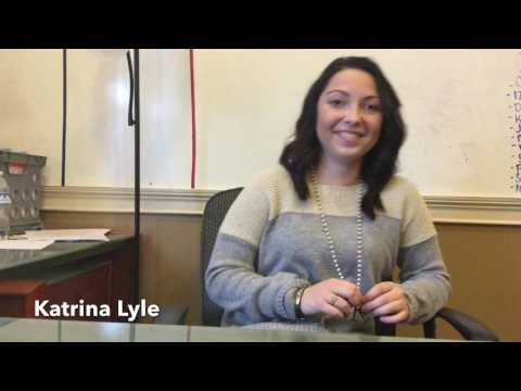 Katrina Lyle - Coosa Valley News Person of the Week