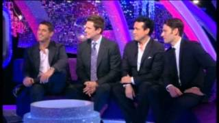 SCD It Takes two - Nicky Byrne clip 23-11-12