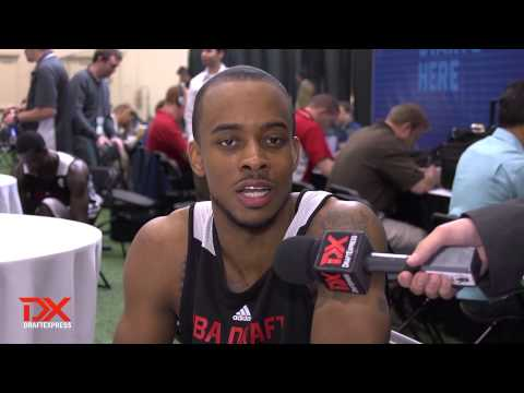 Lorenzo Brown Draft Combine Interview