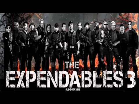 The Expendables 3 Trailer Remix - The Stroke