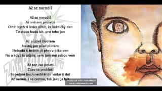 Video ZAhRADKAři - Až se narodíš (ukázka za nového CD - ZA RADKA 2016)