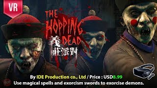 Video The Hopping Dead Gear VR - Use your magical spells to fight Chinese the hopping vampire MP3, 3GP, MP4, WEBM, AVI, FLV Juni 2018