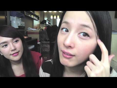 韓式臥蠶妝示範