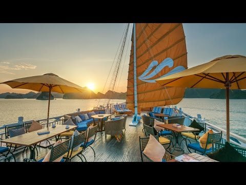 Paradise Luxury - Halong Bay cruise - Official Video
