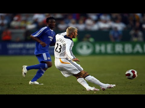 david beckham - david beckham from 1998-2013 season where he took his beatifully part as manchester united,real madrid,la galaxy,ac milan and psg.. beckham was the best play...