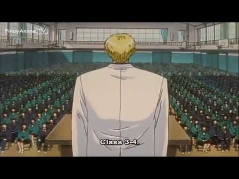 Download Video Great Teacher Onizuka Ep 3 - Late Night Roof Diving (Eng Subs)