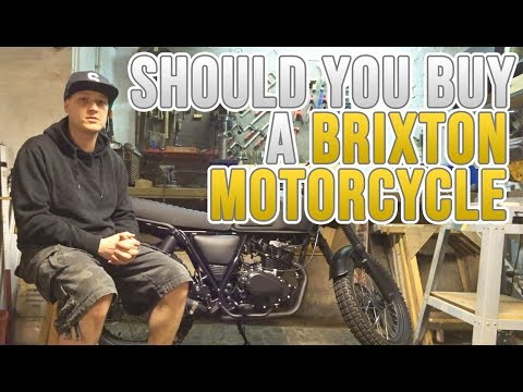 Should You Buy A Brixton motorcycle - Brixton Felsberg 125 Review