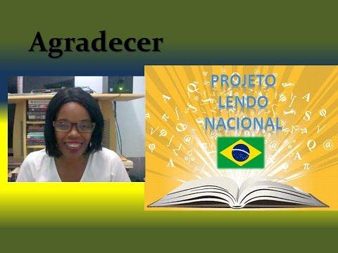 Sobre o Projeto Lendo Nacional Agradecimento VEDA #4