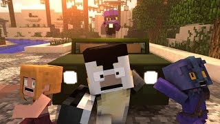 Minecraft Animation - BABY STARTS WORLD WAR 3! (Funny Moments)