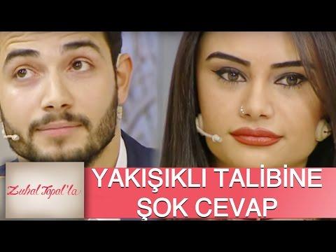 Video Zuhal Topal'la 99. Bölüm (HD) | Naz'ın, Bakü'den Gelen Yakışıklı Talibi Ali'ye Şaşırtan Cevabı! download in MP3, 3GP, MP4, WEBM, AVI, FLV January 2017