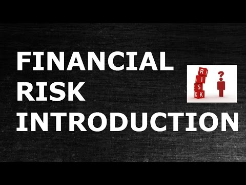 Financial Risk   Introduction Financial Risk Analytics