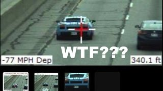 LAMBO SPEEDING TICKET FROM A DRONE??? by Vehicle Virgins